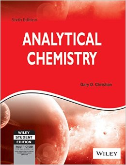 ANALYTICAL CHEMISTRY, 6TH ED